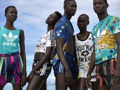 Adidas Pink Beach: La colección a todo color de Pharrell Williams