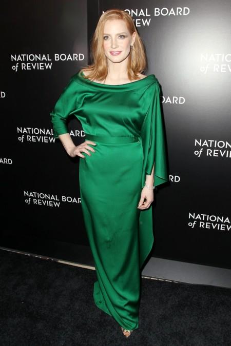 Jessica Chastain De Verde