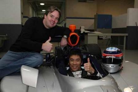 Takuma Sato competirá este año en la IndyCar