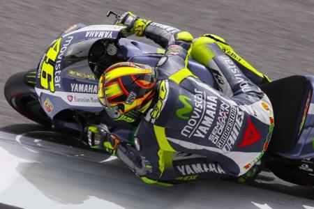 Valentino Rossi Jerez 2015 Test