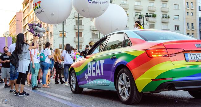 'Beat' la plataforma de transporte de Mercedes Benz llegará a Ciudad de México en 2019, más competencia para Uber, Cabify y DiDi
