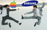 Samsung, al contrario que HTC, no está interesada en negociar con Apple