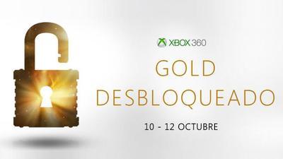 Si tienes una Xbox 360 ya estás tardando en disfrutar del fin de semana gratis de Xbox Live Gold