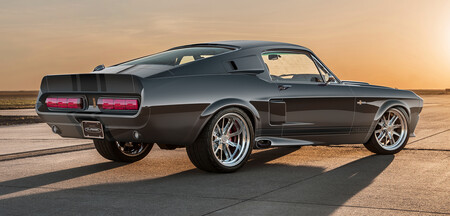 Ford Mustang Shelby Gt500cr Carbon Edition 4