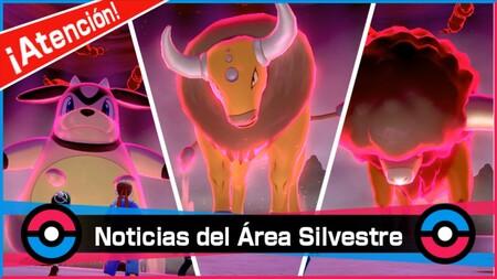 Pokémon Espada y Escudo: todos los Pokémon Dinamax del evento dedicado al Nuevo Año Lunar del Toro