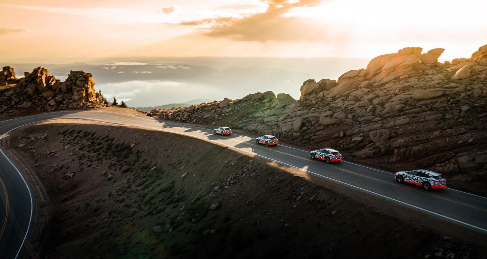Foto de Audi e-tron prototype Pikes Peak (7/11)