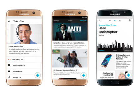 Samsung+ 3.0 te permite compartir tu pantalla con los técnicos de Samsung