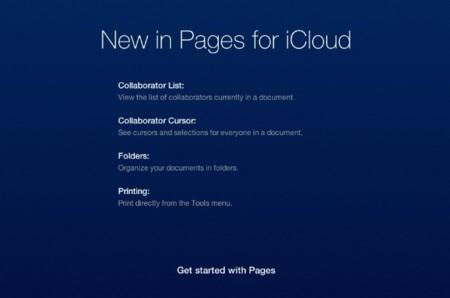 iWork for iCloud beta ya nos deja probar la colaboración entre varios usuarios