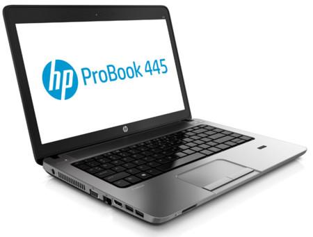 HP ProBook 400, puesta al día de sus portátiles empresariales