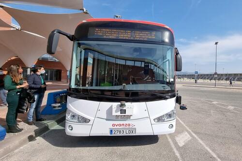 Nos montamos en el autobús autónomo de Málaga: así funciona este pionero vehículo que ya opera en entornos reales