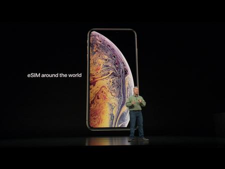 La e-SIM llega a los iPhone, para acompañar a la SIM física y convertirse en Dual SIM