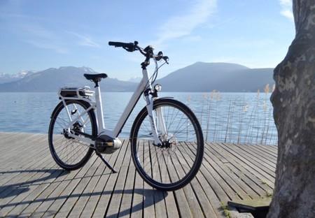 Las ventas de bicicletas eléctricas también aumentan en Francia