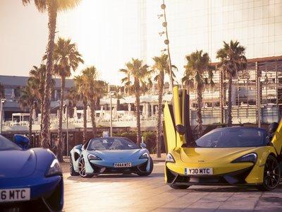 McLaren Barcelona es el nuevo y único concesionario de la firma británica en nuestro país