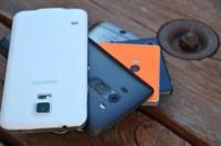Comparativa fotográfica de los smartphones tope de gama de 2014