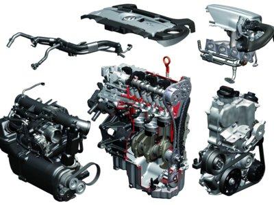 Los nuevos motores de gasolina del Grupo Volkswagen montarán filtro de partículas