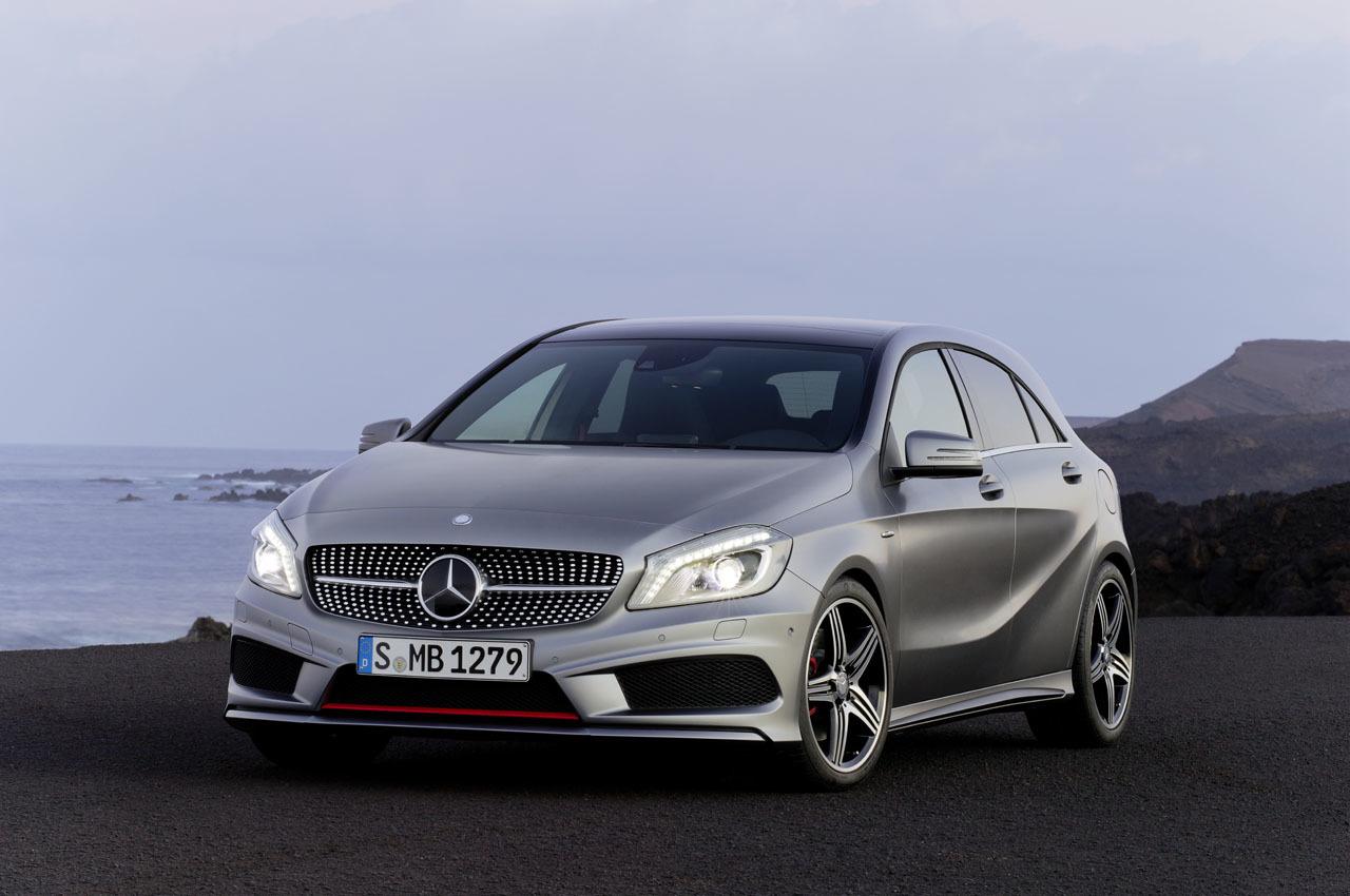 Foto de Mercedes-Benz Clase A 2012 (43/67)