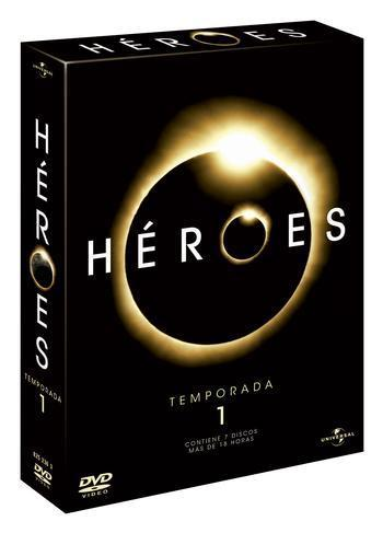 Análisis del DVD de la primera temporada de Heroes