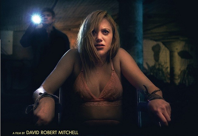 Cartel de 'It Follows'