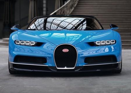Bugatti Chiron 2017 1280 3b