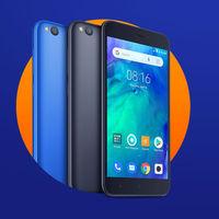Redmi Go, el nuevo Android Go de Xiaomi llega con 1 GB de RAM, pantalla HD y dos cámaras