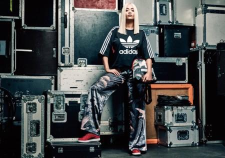 Rita Ora Adidas Originals Primavera 2016 2