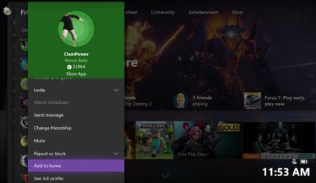 Xbox One Fall 4