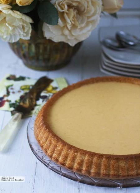 Pastel al Cointreau con crema de limón: receta de Marta Stewart para lucirnos sin mucho esfuerzo