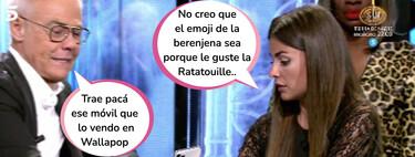 Este es el contenido de los mensajes picantones que enviaba Carlos Alba a Alexia Rivas antes de 'Supervivientes'