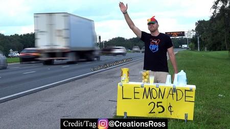 RossCreations, el youtuber arrestado por hacerse pasar por un agente de la policía