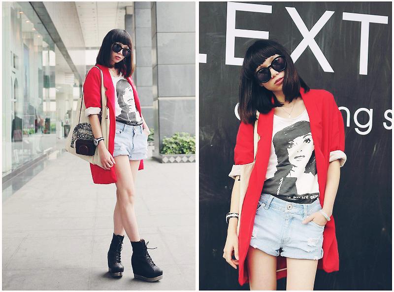 Foto de Tendencias Primavera 2011: el dominio del rojo en la ropa (28/28)