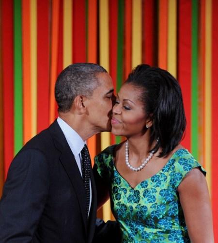 Los looks de Michelle Obama en la campaña presidencial. Voto ¡sí!