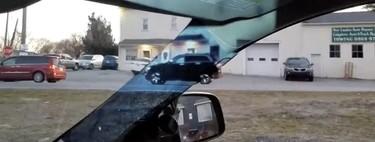 Una joven de 14 años creó una ingeniosa solución que elimina los puntos ciegos de los coches