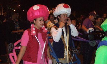 Disfraces nintenderos de Halloween