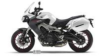 Yamaha MTDM, ¿será así la siguiente moto de la familia tricilíndrica?