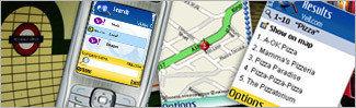 Microsoft integra los resultados de las búsquedas en Mobile Search de Nokia