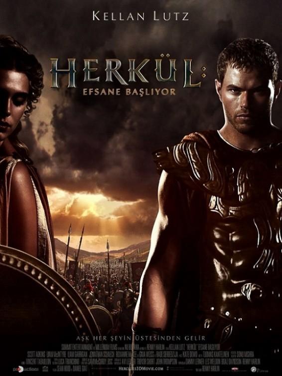Foto de Carteles de 'Hércules: El origen de la leyenda' (6/8)