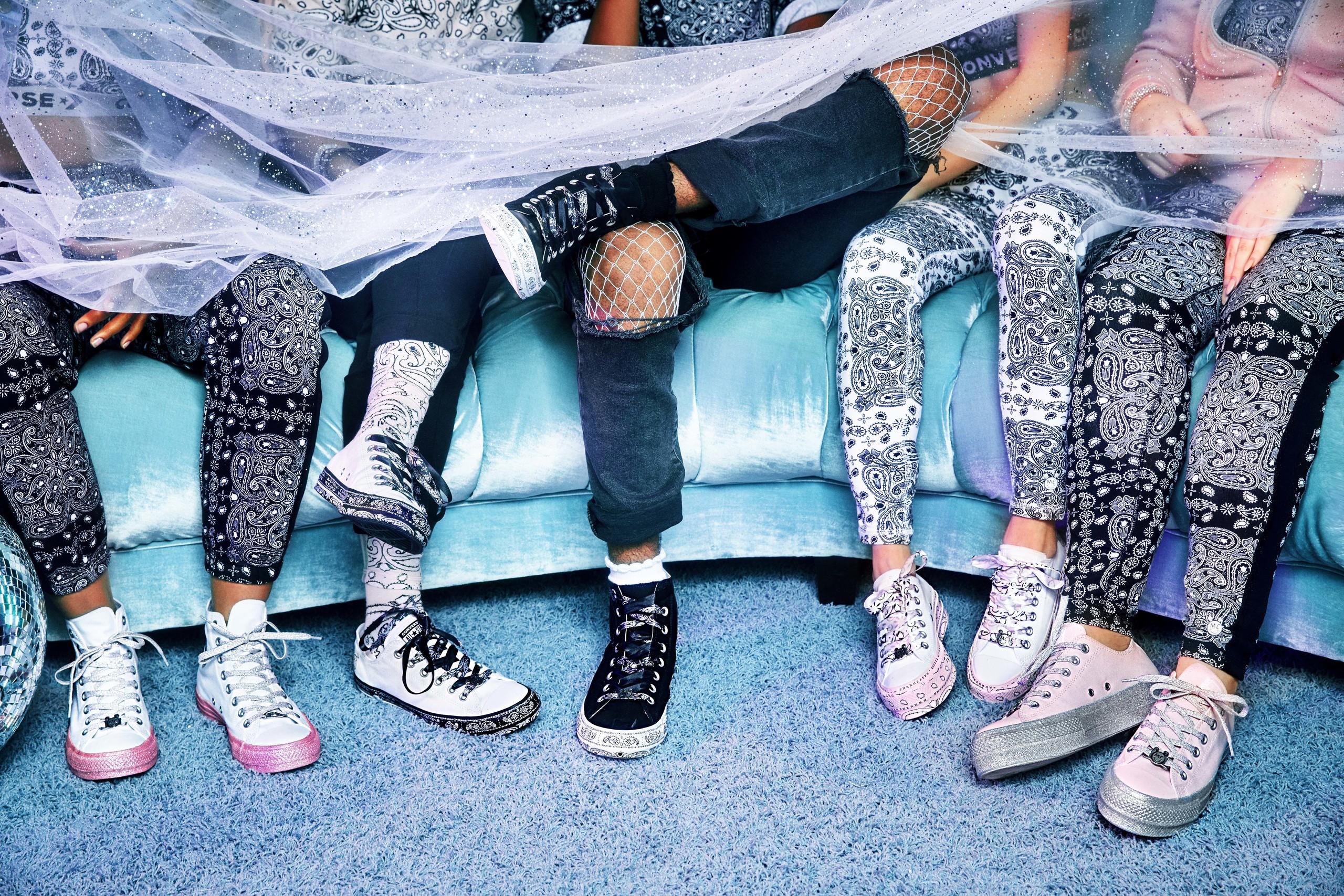 Foto de Converse x Miley Cyrus x Bershka (9/10)