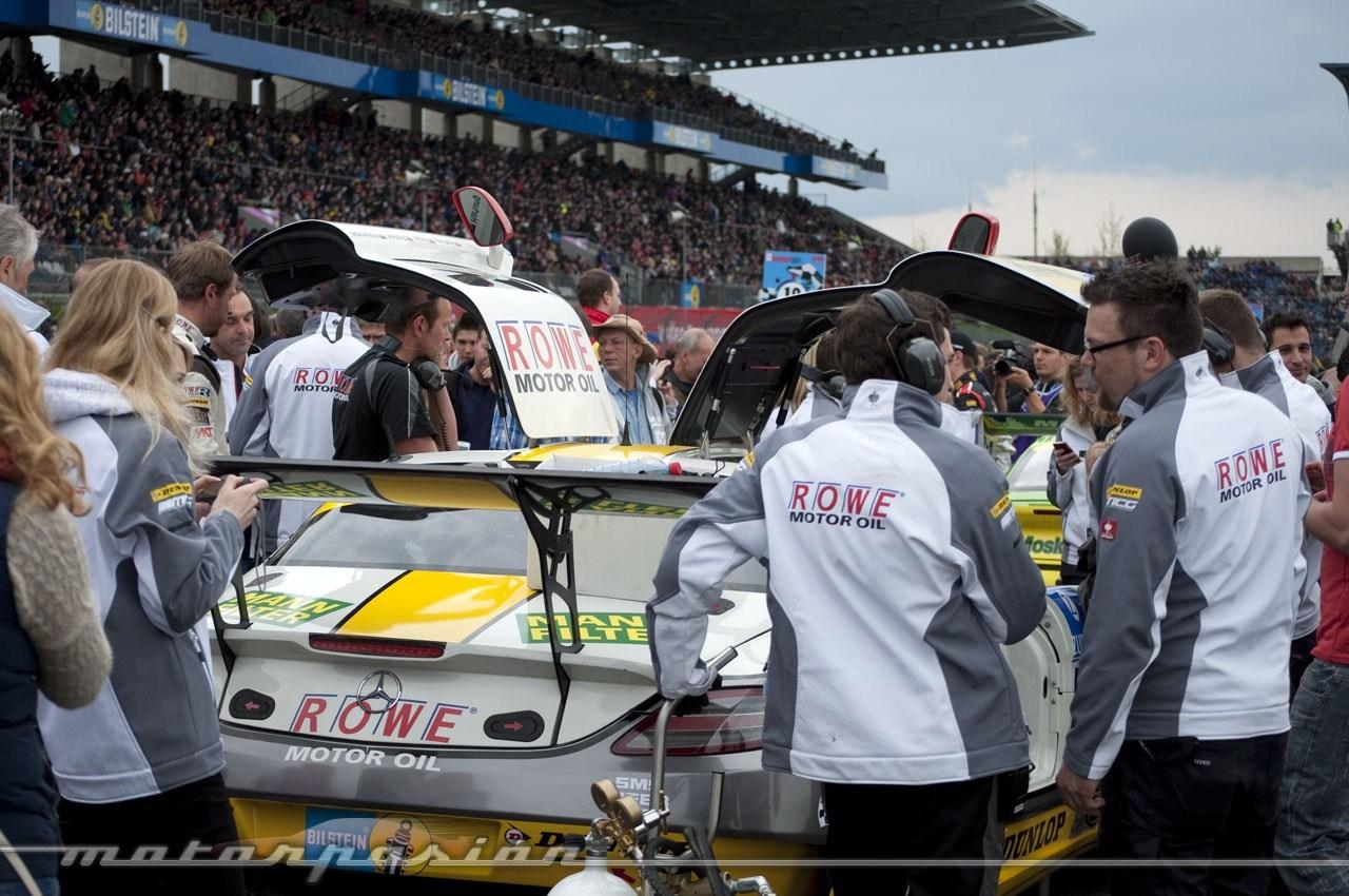 Foto de La increíble experiencia de las 24 Horas de Nürburgring (64/114)