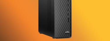 El PC de sobremesa HP Slim S01 con i3 de 10ª generación es un chollo para estudiantes por 279,30 euros en El Corte Inglés