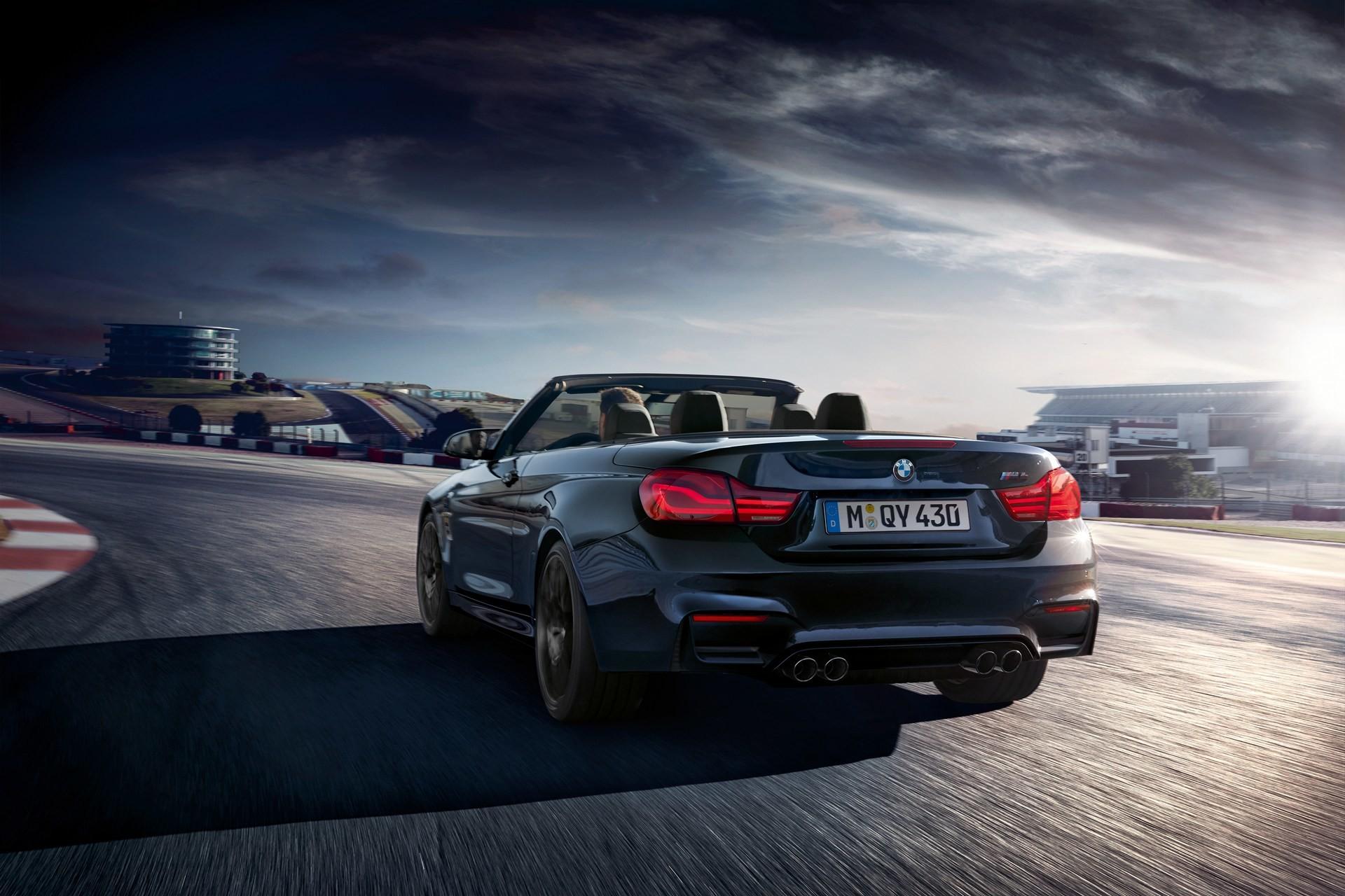 Foto de BMW M4 Convertible 30 Jahre (12/14)