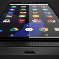 Se filtra una captura con el supuesto aspecto de la BlackBerry Venice con Android [ACTUALIZADO]