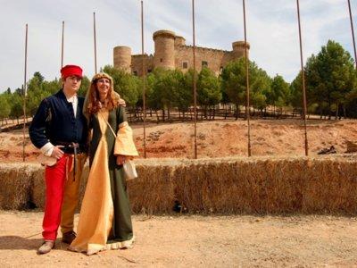 El Castillo de Belmonte y sus torneos de combate medieval