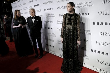 Olivia Palermo, Diane Kruger y Keira Knightley, tres diosas de Valentino