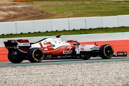 Raikkonen F1 2021