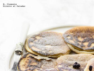 Hirams plattär o tortitas suecas. Receta para una merienda especial