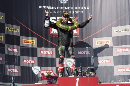 Jonathan Rea Magny Cours 2018 2