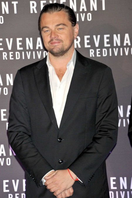 Lección magistral de 'anti estilo' a cargo de Leonardo DiCaprio