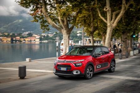 Citroën C3 2020 Prueba Contacto 4