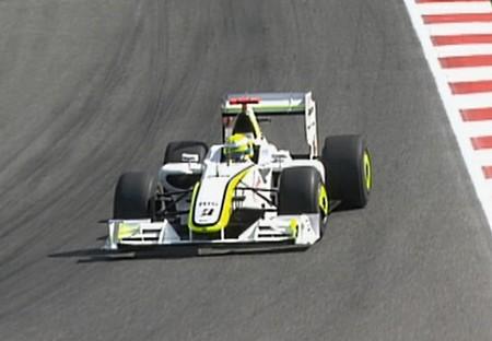 Jenson Button el más rápido mientras BMW y Nelson Piquet sorprenden