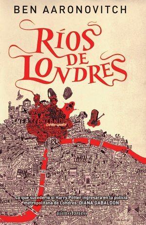 'Ríos de Londres', de Ben Aaronovitch
